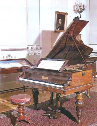 英國尋獲蕭邦鋼琴