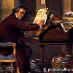 貝多芬彈琴過於激烈
